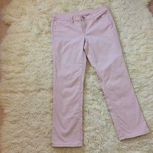 Ann Taylor Loft size 8 modern straight jean
